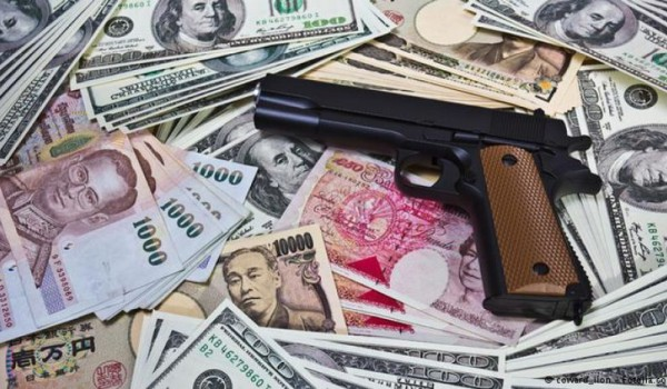 Internationally OrganizedCrime The Escalation of Crime within the Global Economy