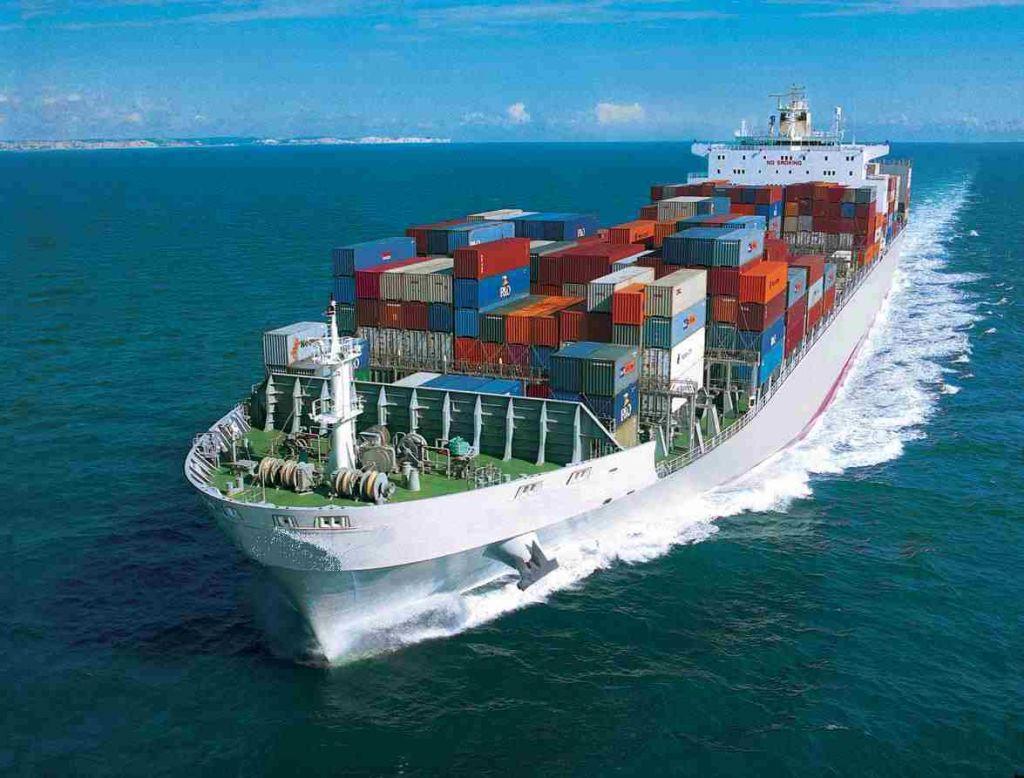 Морская перевозка грузов реферат 7181